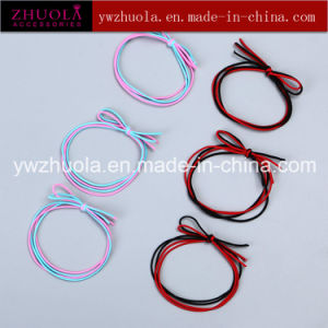 Rubber Hair Ties for Women pictures & photos