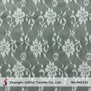 Jacquard Lace Fabric for Dresses (M5251) pictures & photos