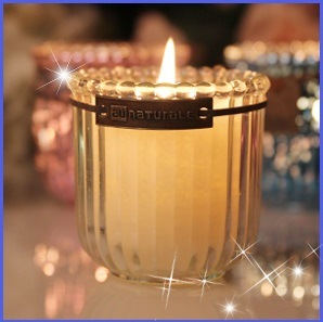 Crystal Scented Candle with Decoration Swing Tag pictures & photos