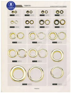 Eyelets Button for Clothing/Garment/Shoes/Bag/Case pictures & photos