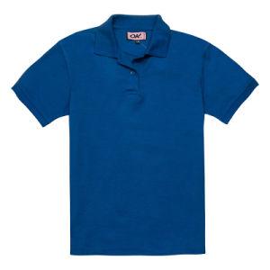 Cheap Wholesale Custom Cotton Plain Polo Shirt (PS077W) pictures & photos