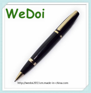 Elegant Promotional Pen USB Flash Disk with Low Cost (WY-P03) pictures & photos