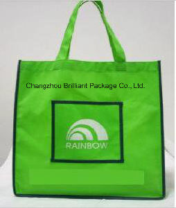Sell Plastic Shopping Bags, PP Non-Woven Bag, Gift Bags with Handle, Promotional Bags pictures & photos
