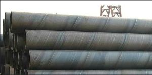 Round Carbon Steel Welded Pipe/ERW/LSAW/SSAW