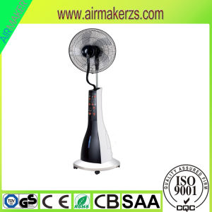 """Household Use 16"""" AC 220V Stand Fan with Water Spraying pictures & photos"""
