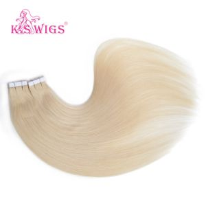Tape Hair Extension Remy Indian Human Hair Extension pictures & photos