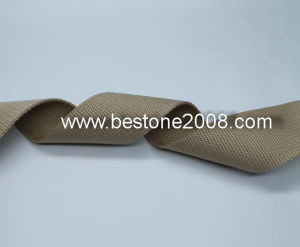 Eco-Friendly Spun Polyester Ribbon Garment Accessories 1603-50b pictures & photos