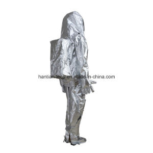 Fireman Protective Suit for Fire Fighting (HT-PS001) pictures & photos