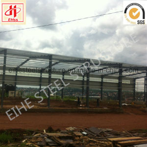 Light Steel Structure Fabrication Warehouse pictures & photos