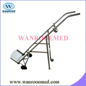 Stainless Steel Trolley for Oxygen Bottler pictures & photos