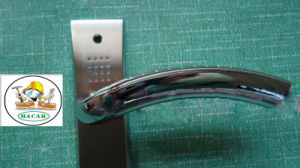 High Quality Entrance Door Handle Lock pictures & photos