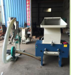 Plastic Granulating Crushing Machine Central Fast-Speed Granulator pictures & photos