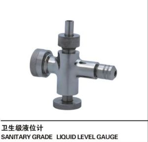 Stainless Steel Sanitary Liquid Level Gauge pictures & photos