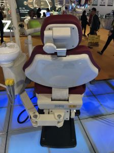 Top Quality Medical Electric Mounted Dental Unit Chair pictures & photos