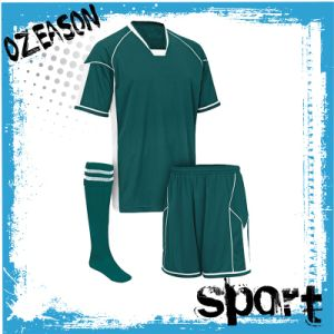 China Factory Direct Custom Made Sublimation Jersey Football Soccer pictures & photos