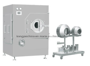 Kgb/K Barrel Changing Coating Machine (chocolate/candy Coater) pictures & photos