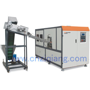 4 Cavity High Efficiency Pet Bottle Blow Moulding Machine pictures & photos