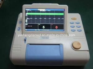 Portable Digital Ultrasonic Transducer Multi-Parameter Pregnant Diagnostic Monitor pictures & photos