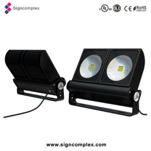 90W/150W/180W/200W/300W/350W LED Module Light, LED Pole Mounted Floodlight with UL Dlc Ce RoHS pictures & photos