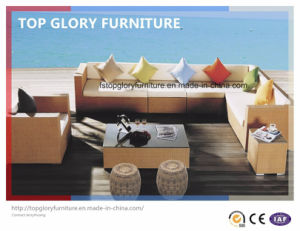 Outdoor Patio Fabric Sofa Set (TG-059) pictures & photos