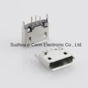 Micro USB Female SMT Connector pictures & photos