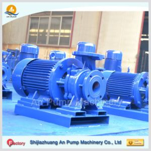 Pond Horziontal Monoblock Close Coupled Pipeline Water Pump pictures & photos
