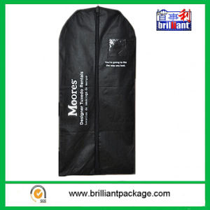 Customized PP Non-Woven Garment Suit Cover Bag pictures & photos