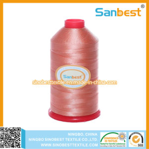 Nylon6 & Nylon6.6 Multi-Filaments Sewing Thread pictures & photos