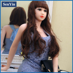 148cm 26kg Non-Inflatable Silicone Real Adult Sex Doll pictures & photos