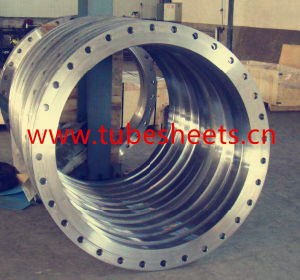 Large Diameter So Flange ASTM A350 Lf2 Cl1/Cl2 for Wind Power Generation pictures & photos