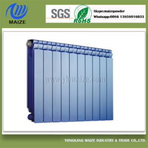 Non-Toxic Low Temperature Curing Powder Coating for Radiator