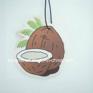 Customized Fashion Lemon Paper Air Freshener Decoration pictures & photos