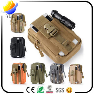 OEM Waterproof Outdoor Sport Belt Bag and Waistbag and Fashion Travel Cycling Sports Waist Bag for Promotional pictures & photos