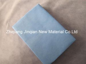 Disposable Eco-Friendly SMS Nonwoven Fabric Use for Disposable Surgical Gown pictures & photos