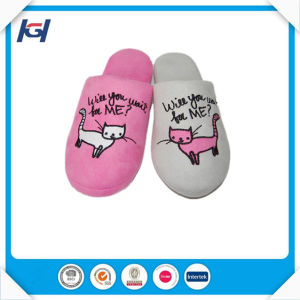 Hot Selling Latest Design Daily Use Indoor Slippers for Women pictures & photos