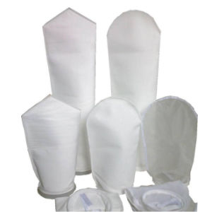 Polypropylene Filter Bag for Wastewater Filter pictures & photos