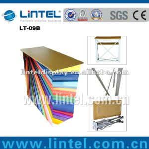 Hot Sale Promotional Advertising Pop up Counter Stand (LT-09B) pictures & photos
