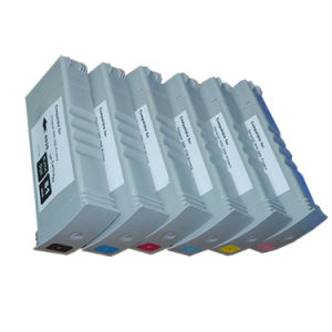 Best Quality Compatible Ink Cartridge for HP Designjet 5000 5500 5100 Ink Cartridges for HP 81 83 pictures & photos