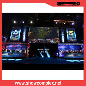 P3.91 High Deifinition Full Color Indoor Rental LED Display for Events pictures & photos