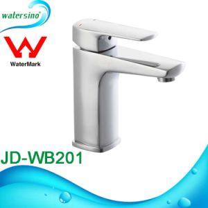 Water Tap Basin Faucet Brass Chrome Plated Mixer Tap pictures & photos