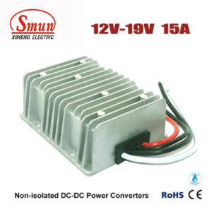 12V to 19V 15AMP Voltage Power DC-DC Boost Converter pictures & photos
