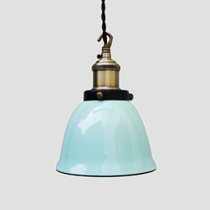 Enamel Pendant Ceiling Light with Ce Approved