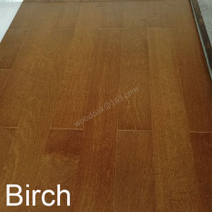 Composite Wood Flooring Birch Engineered Flooring