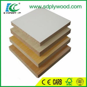 Melamine Faced MDF Boards for Furniture pictures & photos