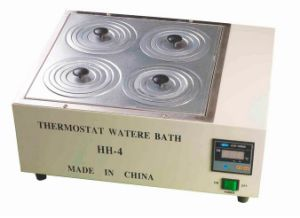 Laboratory Digital Thermostatic Circulating Water Bath with Four Holes Hh-4 pictures & photos
