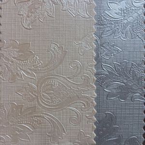 Flame Retardant PVC Leather for Hotel Wall Decoration pictures & photos