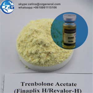 Parabolan Steroid Raw Powder Trenbolone Enanthate for Bodybuilding pictures & photos