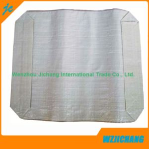 25kg 50kg PP Woven Block Bottom Valve Cement Bag with PE Liner pictures & photos