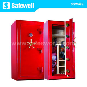 Safewell Luxury UL Gun Safe G1500GB1 for Shooting Club pictures & photos