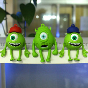 Monster University PVC USB Flash Drive (UL-PVC025) pictures & photos